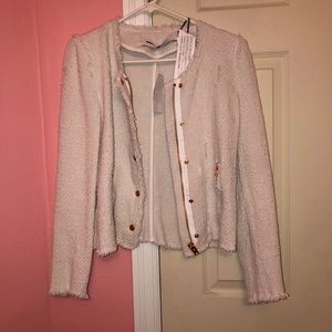 IRO Jacket size 38 in Paris but small is US